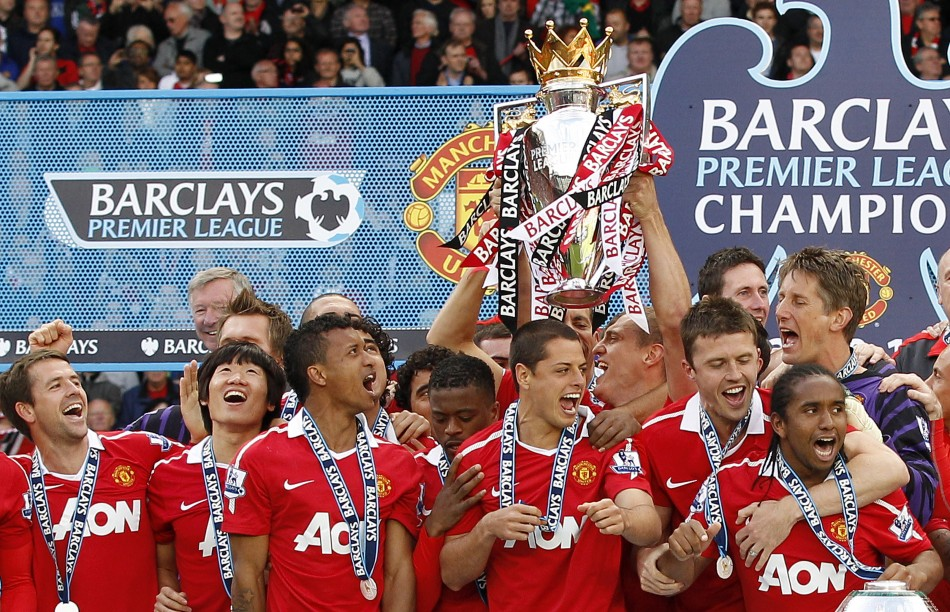 Manchester United have tough opening fixtures as they look to defend their title.