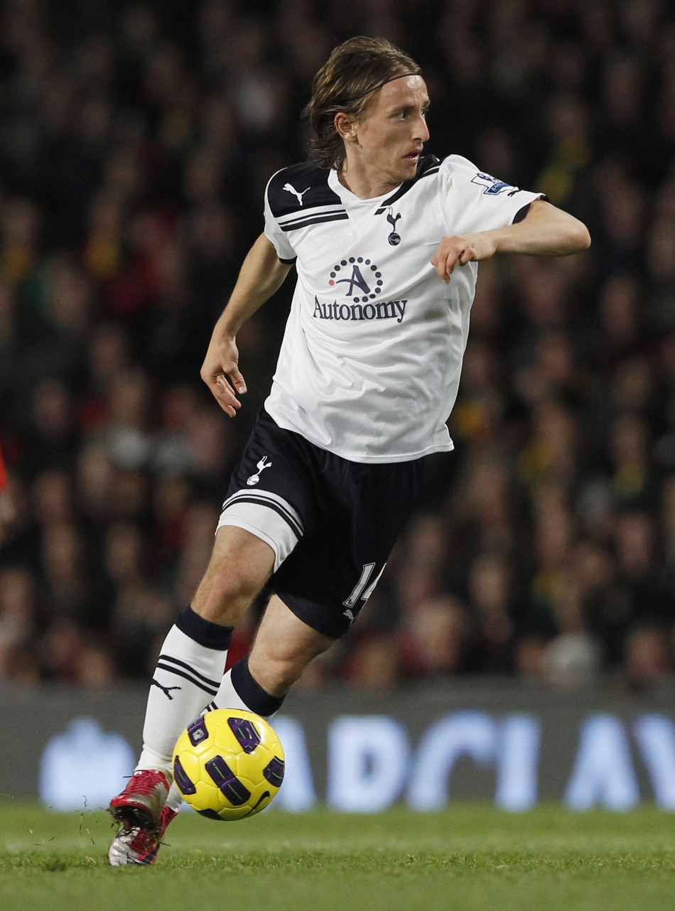 Modric could wear Blue next season.