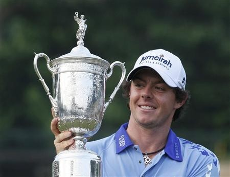 McIlroy Cruises to First Major Title at US Open
