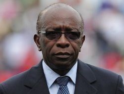 FIFA Vice President Jack A Warner resigns