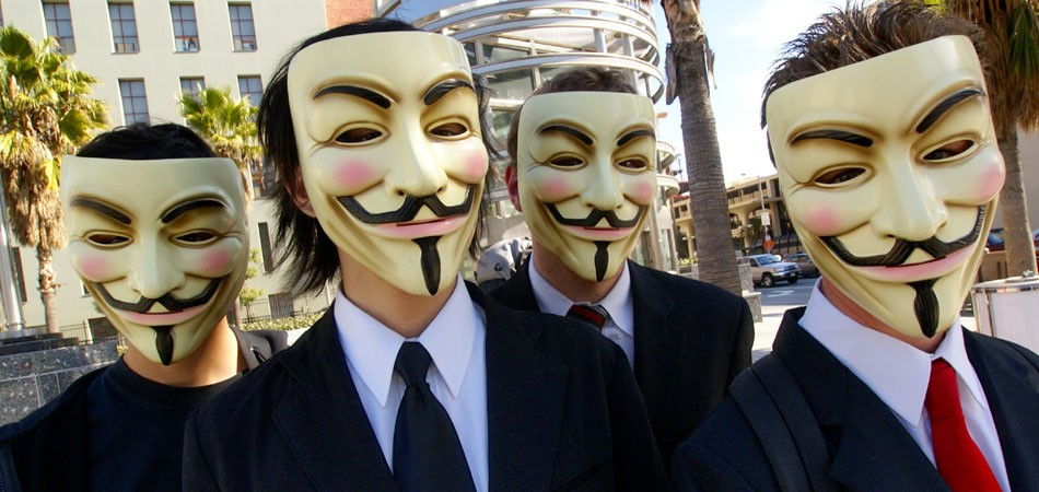 Anonymous Hackers Demand 'Social Justice' with Operation Occupy Wall Street