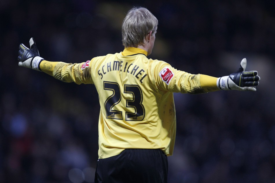 Leeds accept Kasper Schmeichel offer