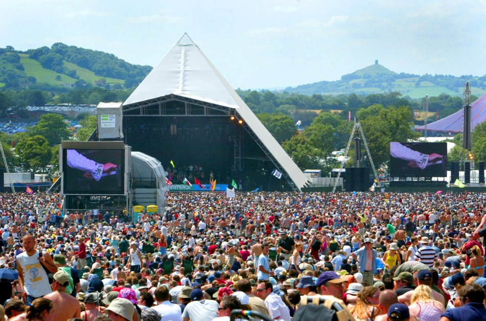 Glastonbury ticket fraud