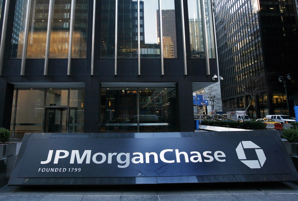 JPMorgan Chase bank logo