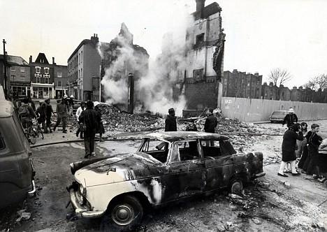 Brixton riots, 1981