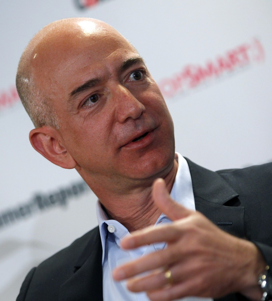 Jeff Bezos had to learn to delegate