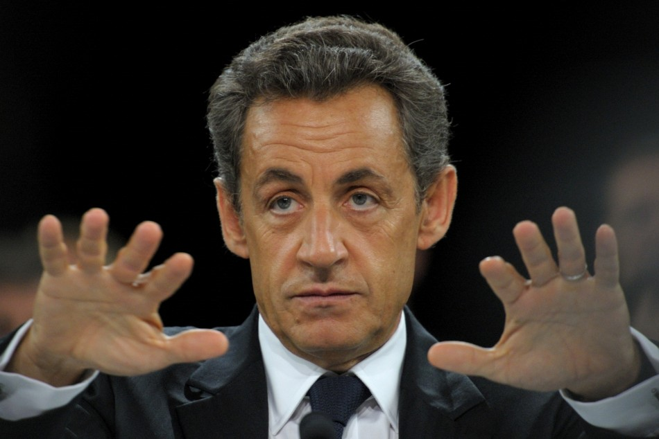 Nicholas Sarkozy, President of France