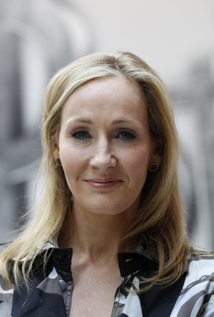 Author JK Rowling at the official launch of Pottermore [PHOTOS].