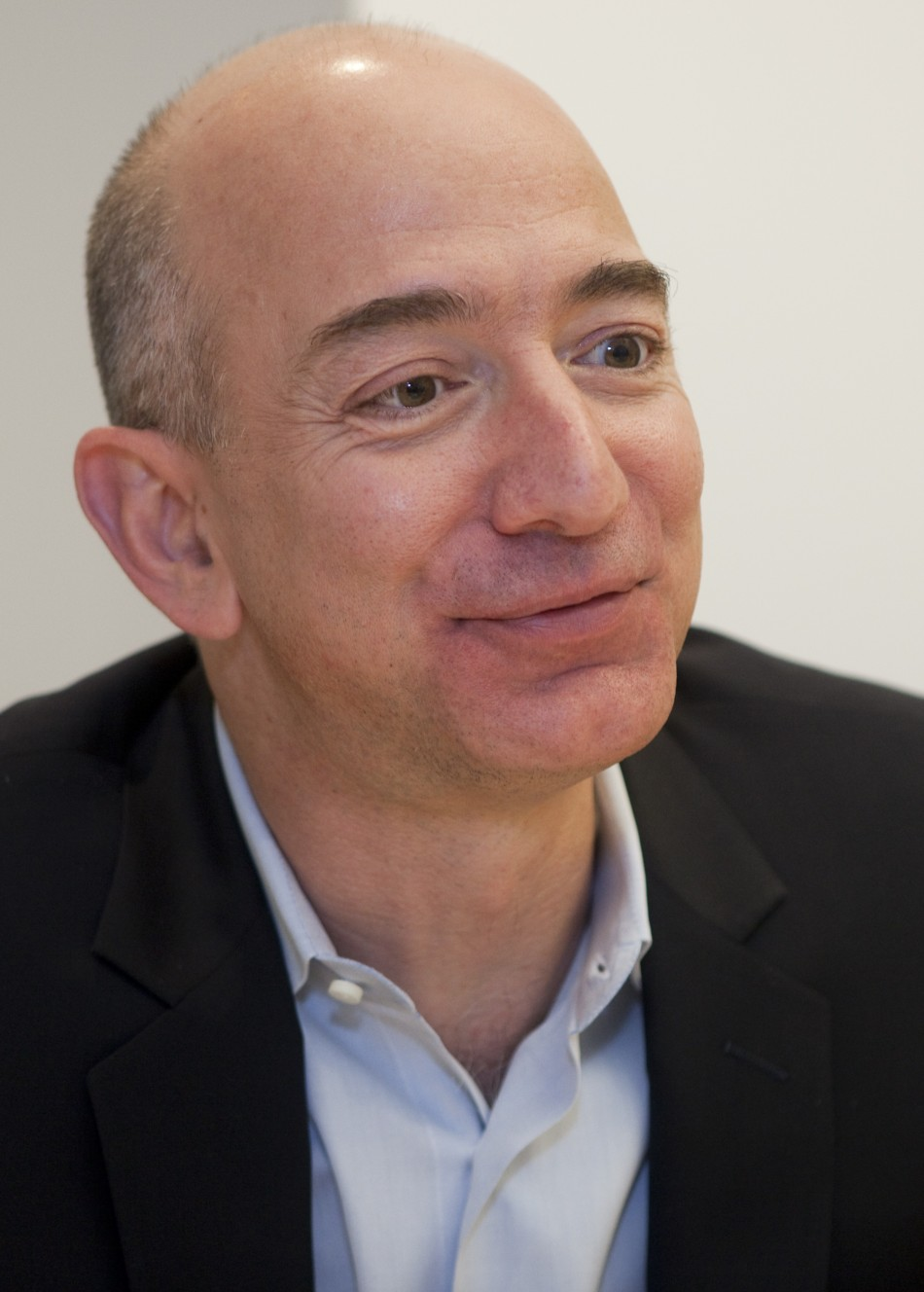 Amazon Founder, CEO Jeff Bezos