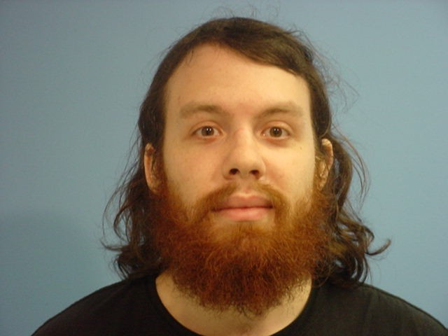 Police photo of Andrew Auernheimer
