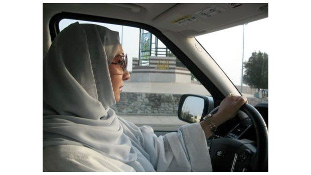Saudi Women create their videos of driving and post it on social networking sites as a protest against the ban on driving.