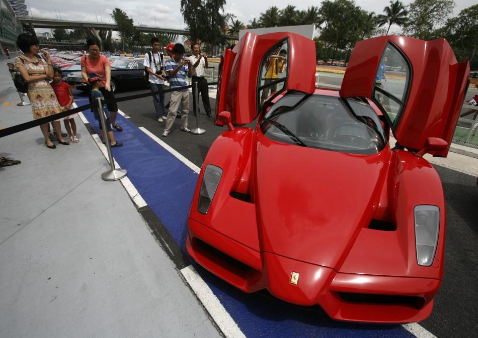 Ferrari Enzo -  $670,000