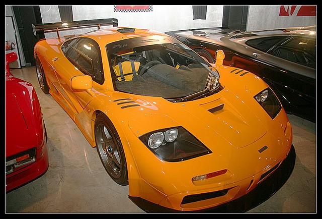 3. McLaren F1  - $970,000