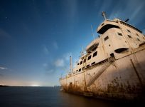 The ghost ships of Suisun Bay