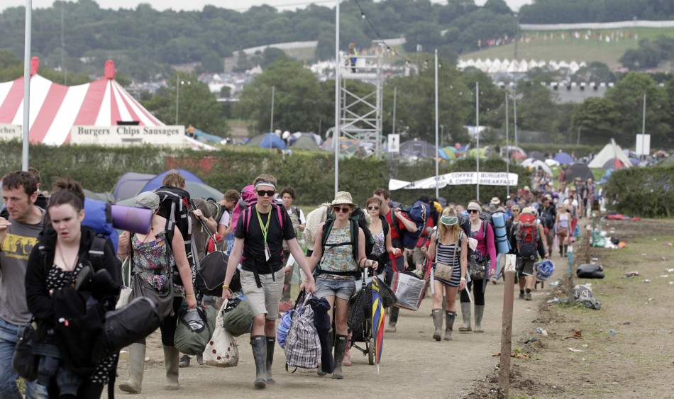 Worthy Farm will be braced for new intake of festivalgoers in 2013