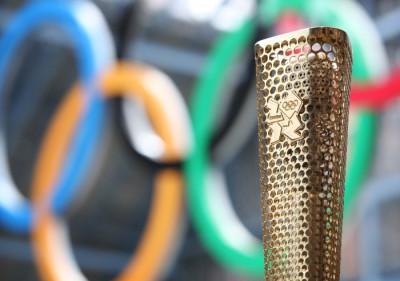 London Olympics Torch Design