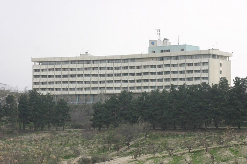 Hotel Intercontinental Kabul (Archive Picture)