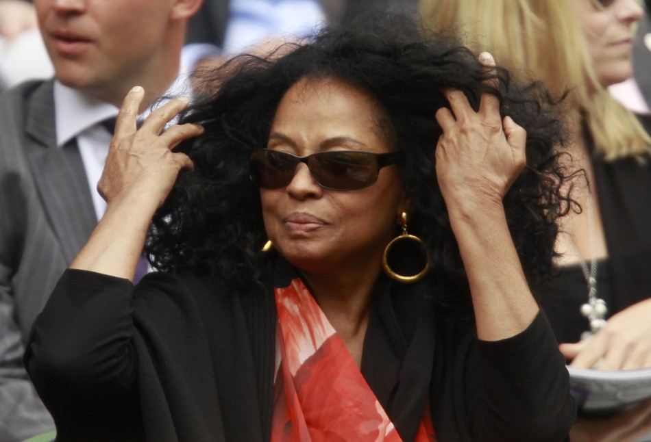 Royals and Celebs at the 2011 Wimbledon tennis championships.