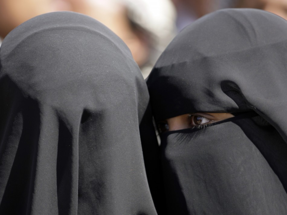 Musilim women in hijab