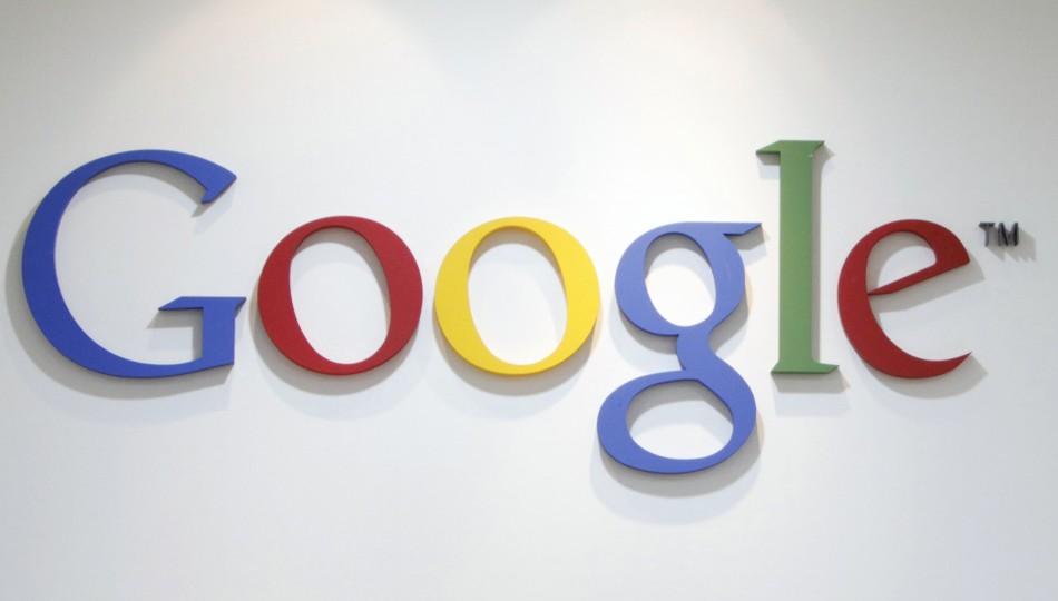 photo of Google Inc's logo