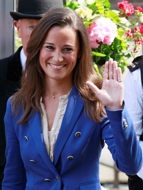 Pippa Middleton leaves the Goring Hotel in London