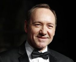 Kevin Spacey is seen at the 2011 Vanity Fair Oscar party in West Hollywood, California February 27, 2011.