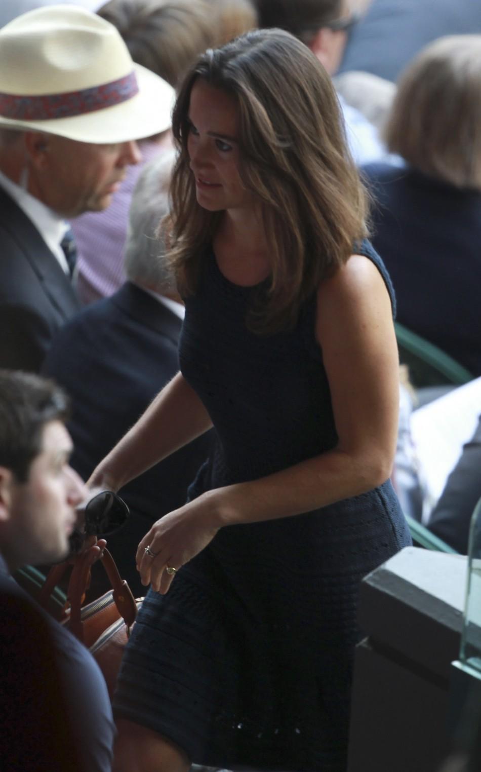 Pippa Middletons Wimbledon look