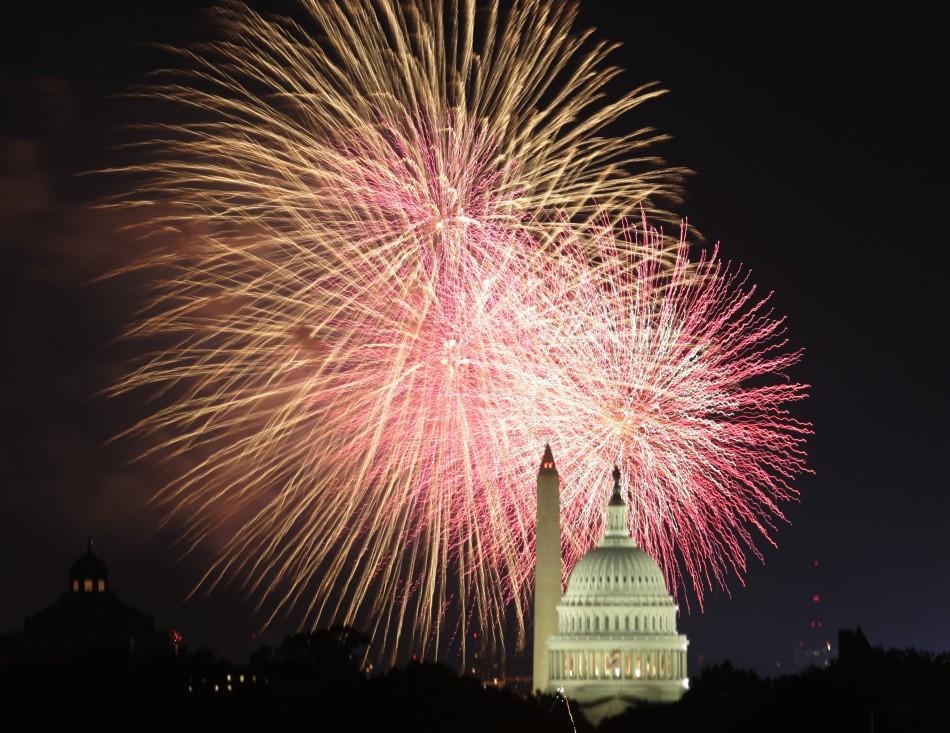 $200 million on fireworks!