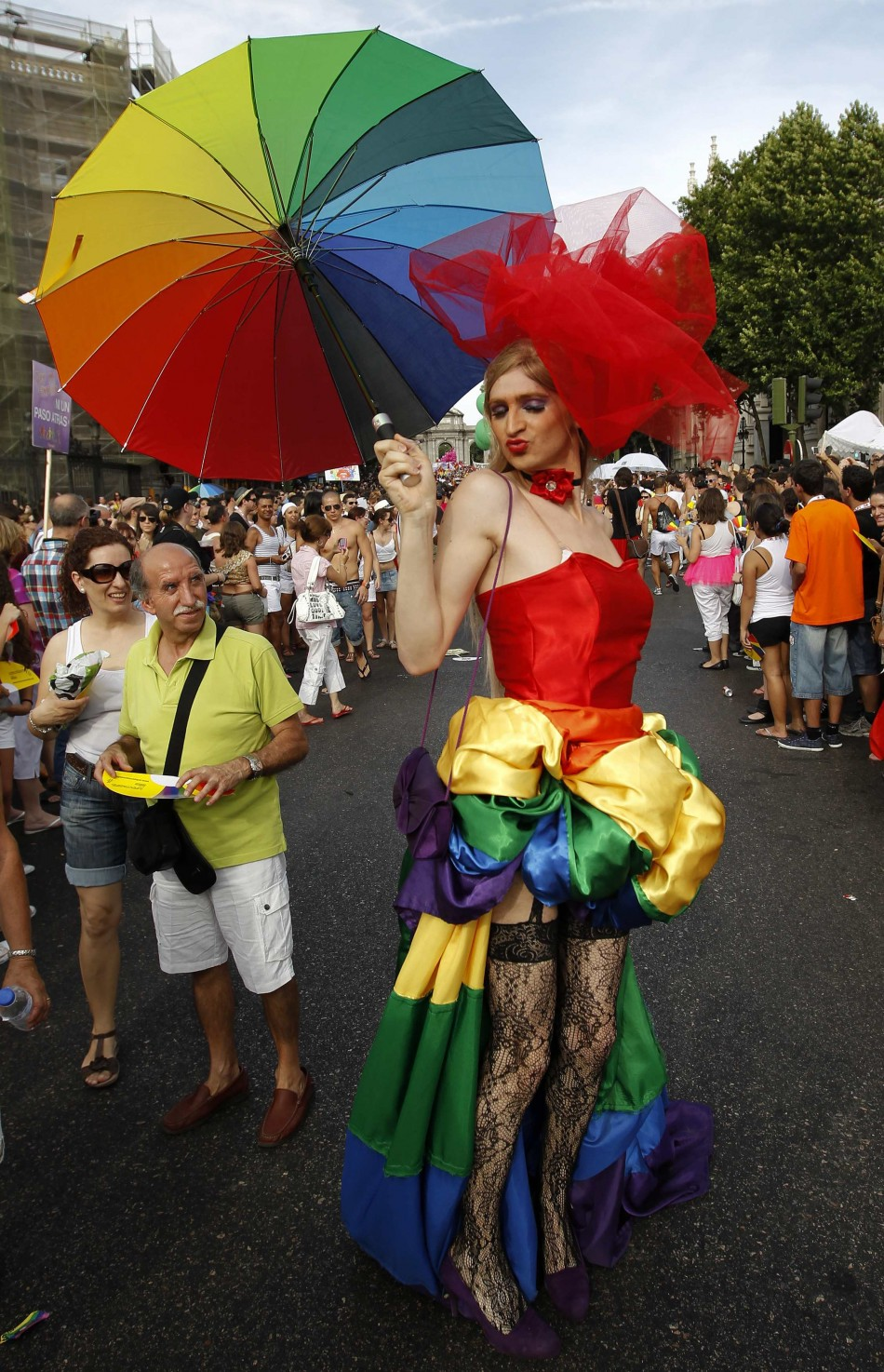 Gay Pride Parade, all over the World