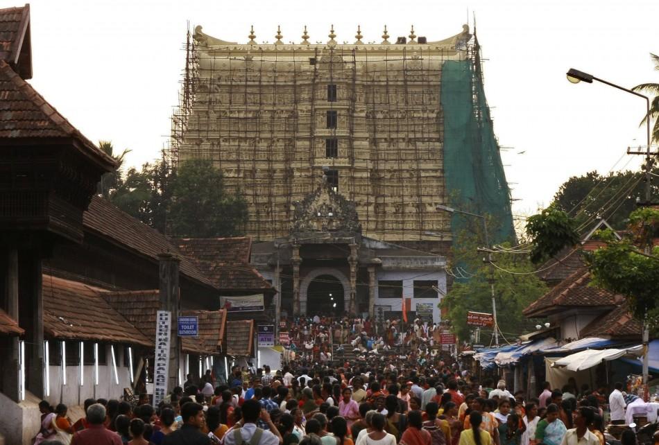 Investigators turn to final vault at Sree Padmanabhaswamy temple