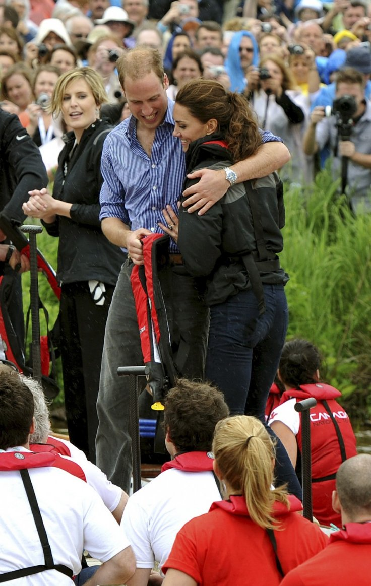 William and Kate Canada Tour
