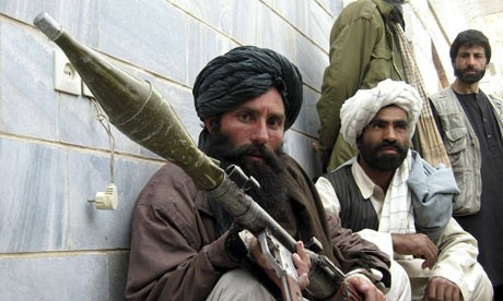 Taliban Soldiers