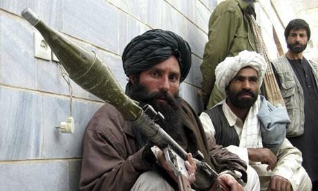 Taliban Soldiers