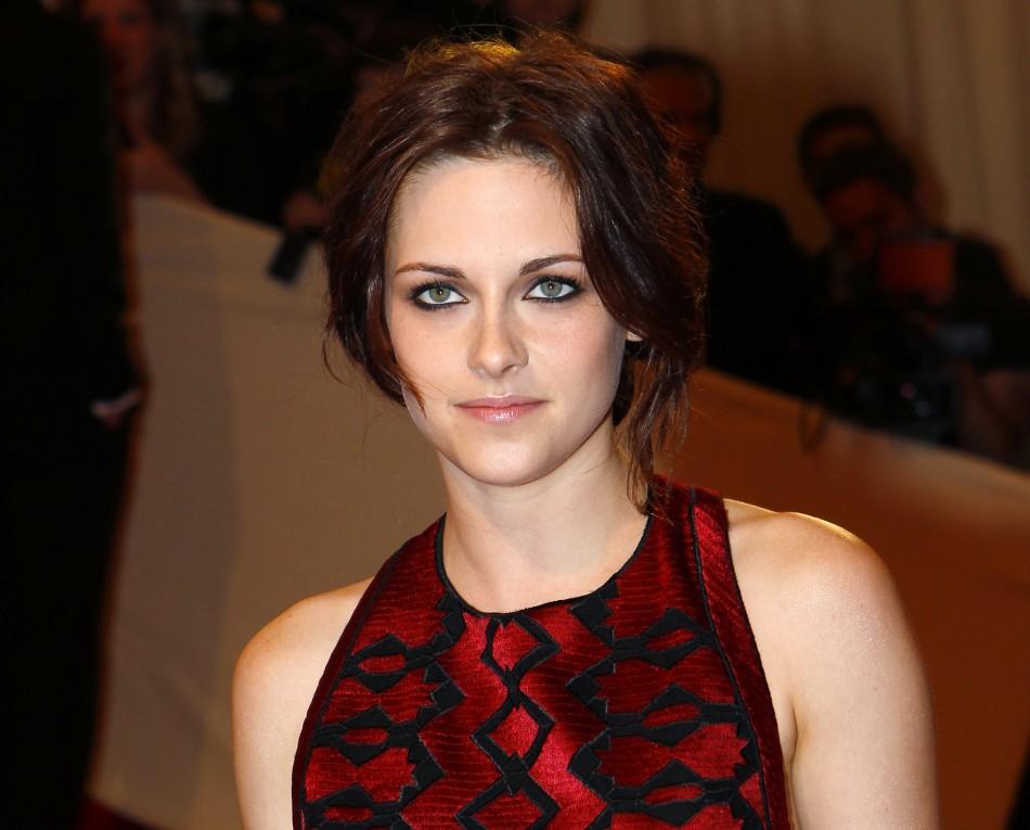 5. Kristen Stewart