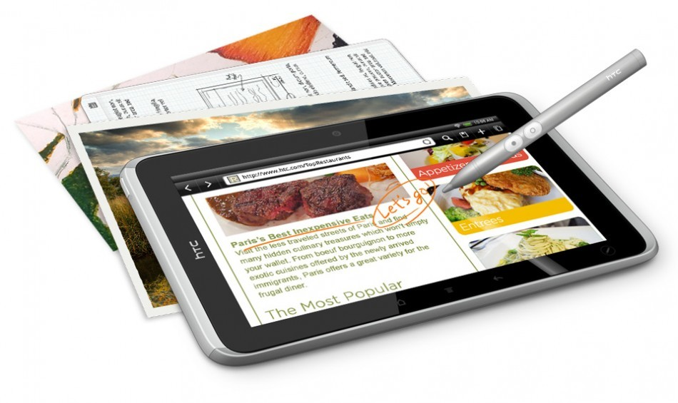 HTC to Release New iPad Competitor 2012: Three Major Changes We'd Like to See From the Flyer