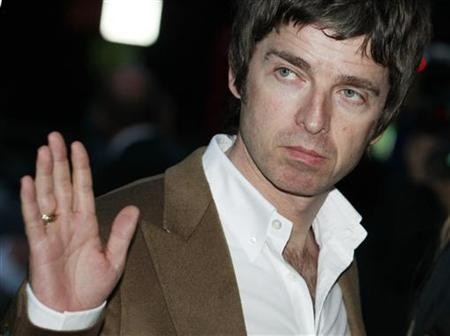 "Noel Gallagher's solo project, ""Noel Gallagher's High Flying Birds"" ranked second."