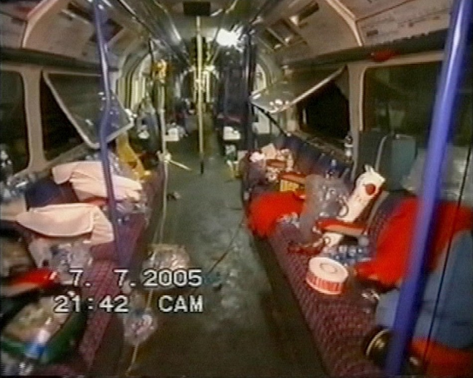 July 7, 2005 London Bombings