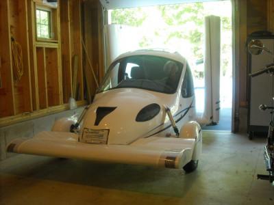 Terrafugias Transition - Flying Car