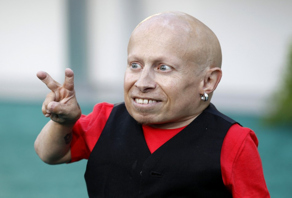 Actor Verne Troyer