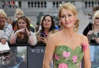 J K Rowling will host a live webcast.