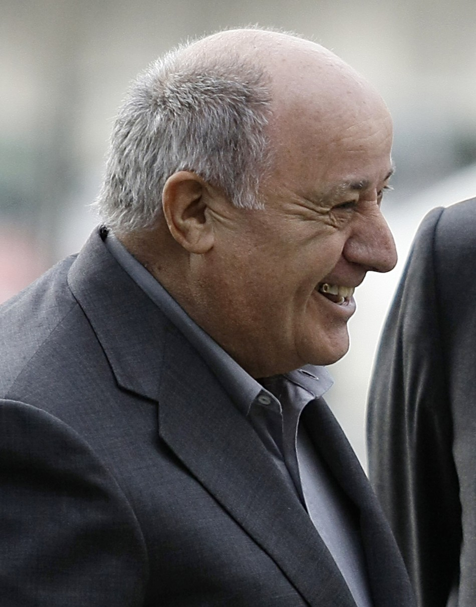 A Spanish fashion entrepreneur Amancio Ortega is the Chairman of the Inditex Group. He holds a major stake in brands like Zara, Massimo Dutti, Oysho, Zara Home, Kiddys Class, Tempe, Stradivarius and Bershka. His net worth has been recorded at 31 billio