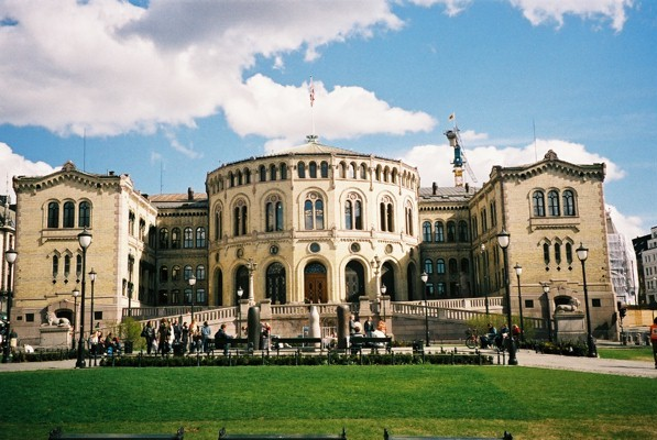 Norway S Government Building
