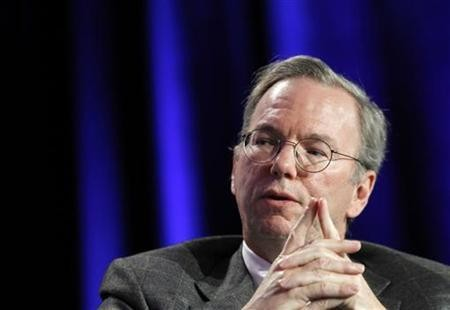 Google chairman to testify at Senate hearing