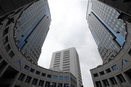 Indonesia's Central Bank is seen in Jakarta