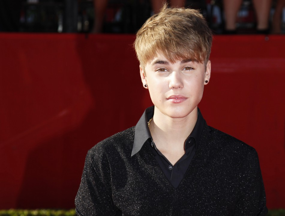 Justin Bieber at ESPYs 2011