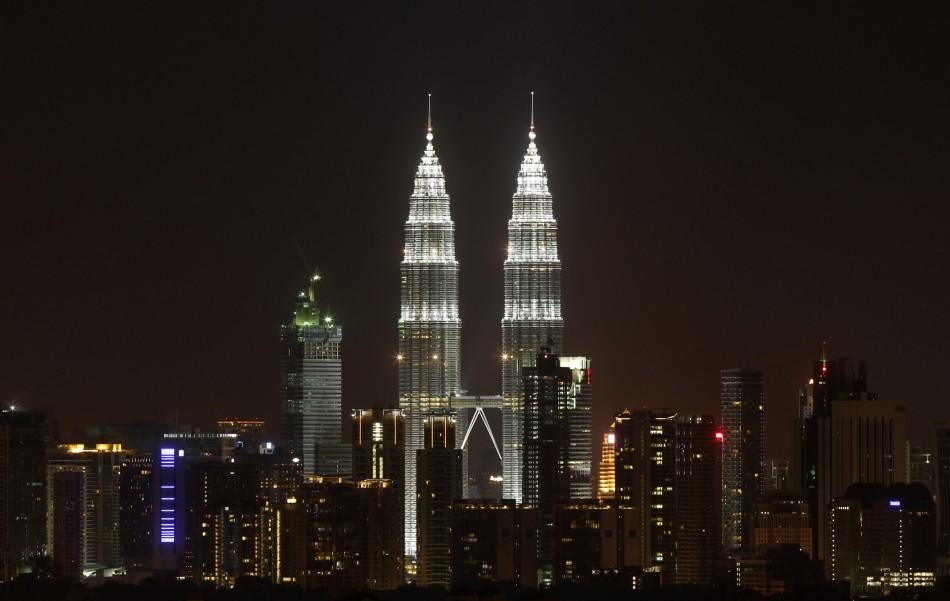 Petronas Towers- Kuala Lumpur, Malaysia