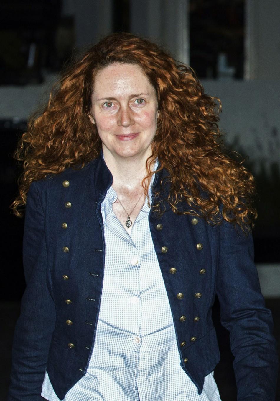 Rebekah Brooks, former Chief Executive of News International