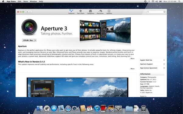 9. App Store (Mac OS X Lion: Is It Worth the Upgrade?)