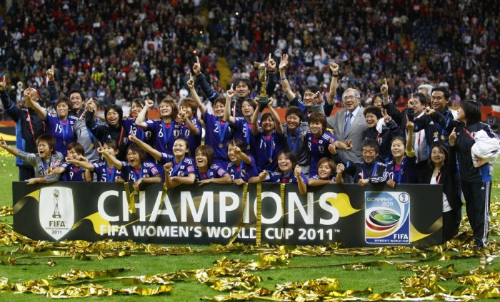 Women's World Cup Finals