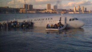@jkrums Tweets Hudson River Plane Crash